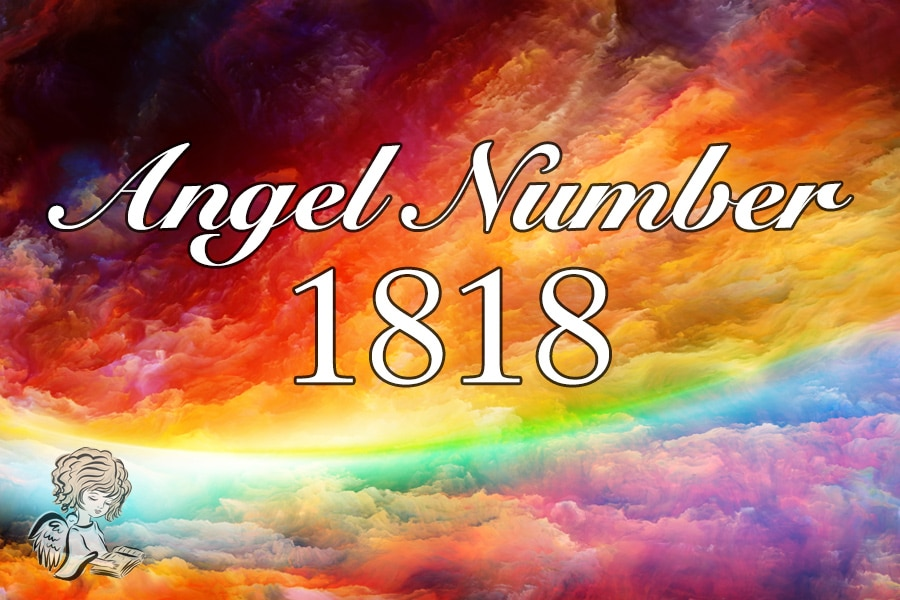 1818 Angel Number Meaning