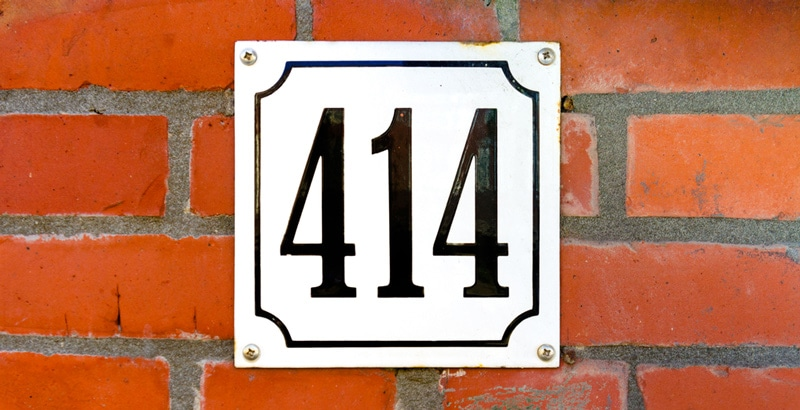 414 Numerology