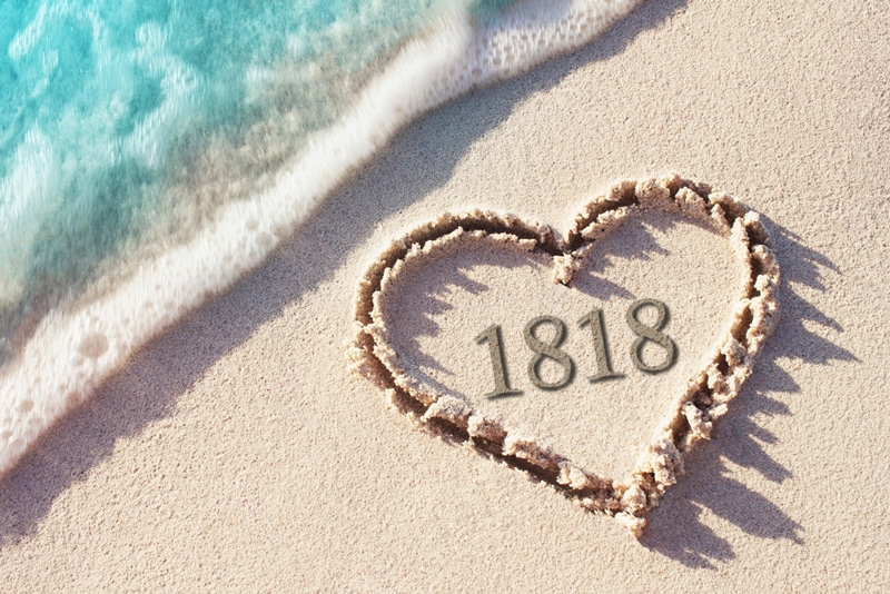 Love and Angel Number 1818