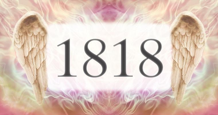 Seeing Angel Number 1818