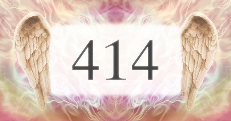 Seeing Angel Number 414