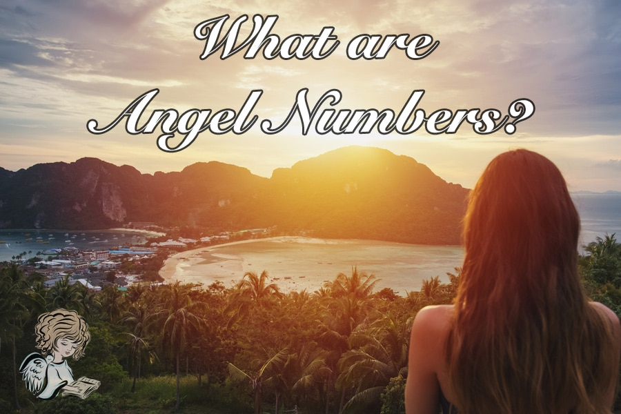 What are angel numbers?