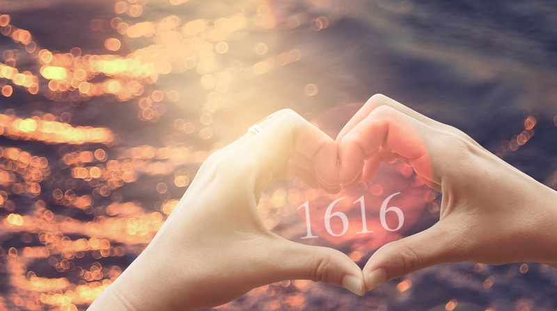 Love and Angel Number 1616