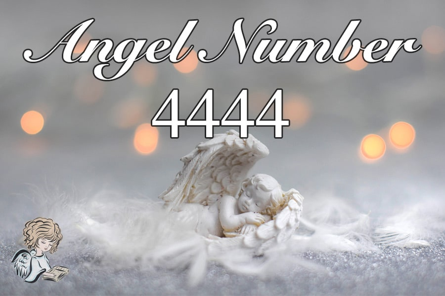 4444 Angel Number – Meaning and Significance